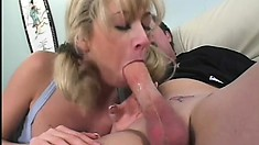 Cute blond loves to fuck but prefers to have her asshole filled